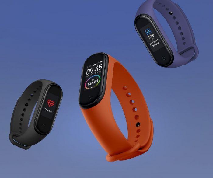 Mi Smart Band 4 now available
