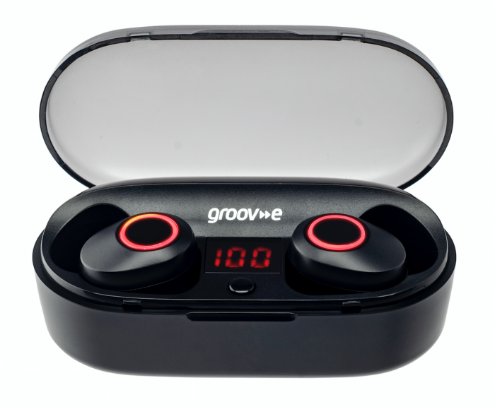 Groov e Launch Wireless SoundBuds With Assistant.