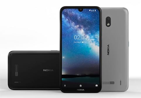 Nokia 2.2 arrives. A smartphone for the less techy.