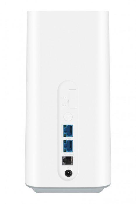 Vodafone UK launches the 5G GigaCube