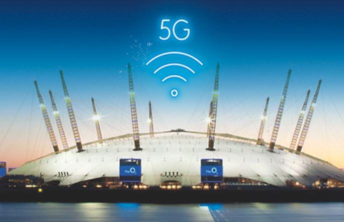 O2 announce 5G launch plans