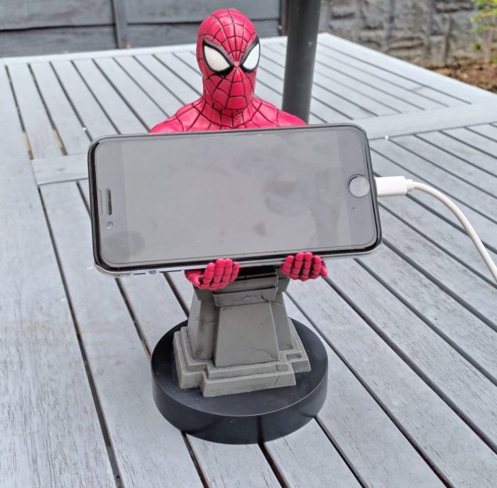 Collectable Spiderman Smartphone Holder Review