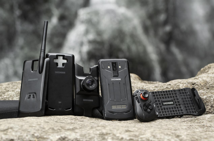 DOOGEE upgrades its rugged S90 to Pro Edition