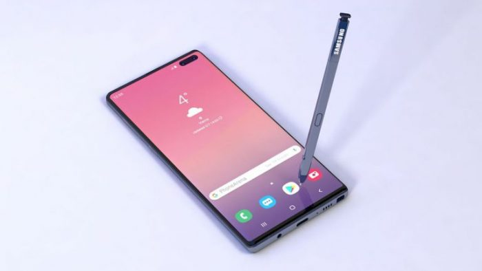 Note 10 prices leaked