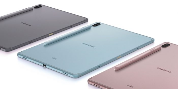 Samsung Galaxy Tab S6 appears, new Galaxy Watch on the way.