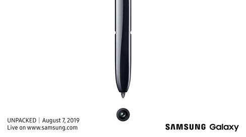 Samsung announce Galaxy Note 10 launch date