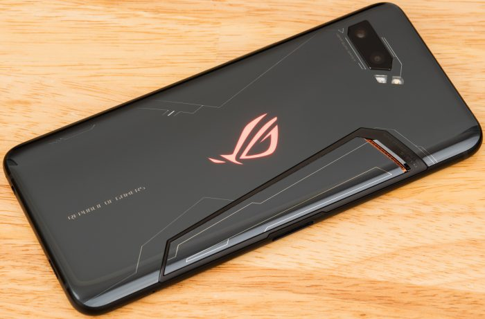 Asus ROG Phone II Unveiled
