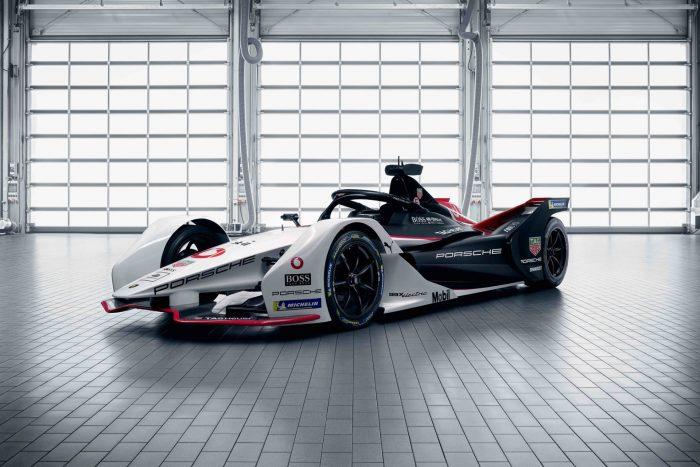 Vodafone to sponsor Porsche Formula E Team