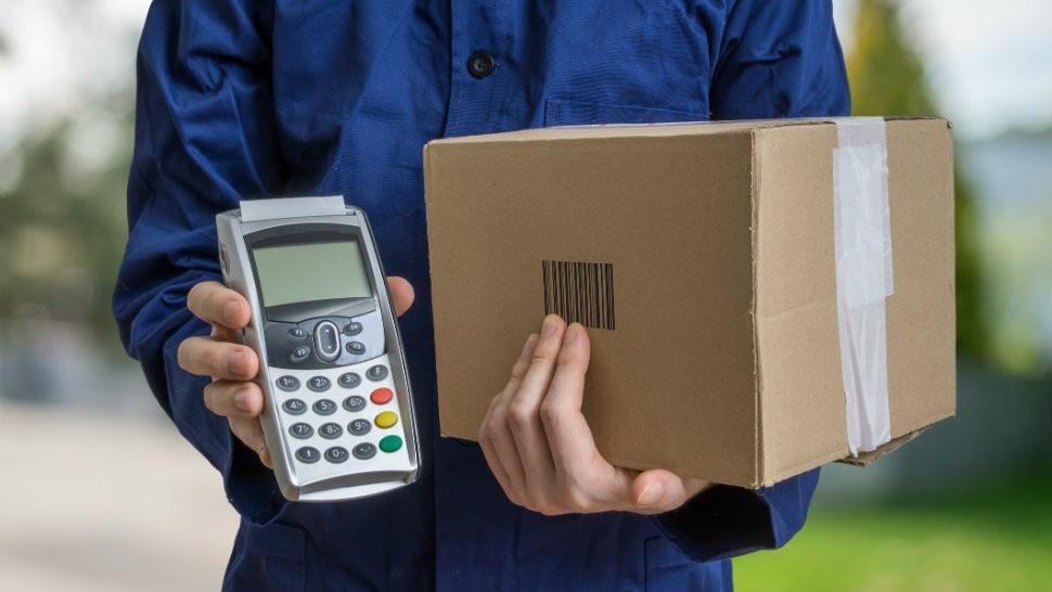 Mobile phone delivery scams on the increase.