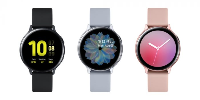 Samsung Galaxy Watch Active2 announced