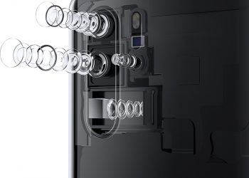 Huawei p30 pro lense assembly