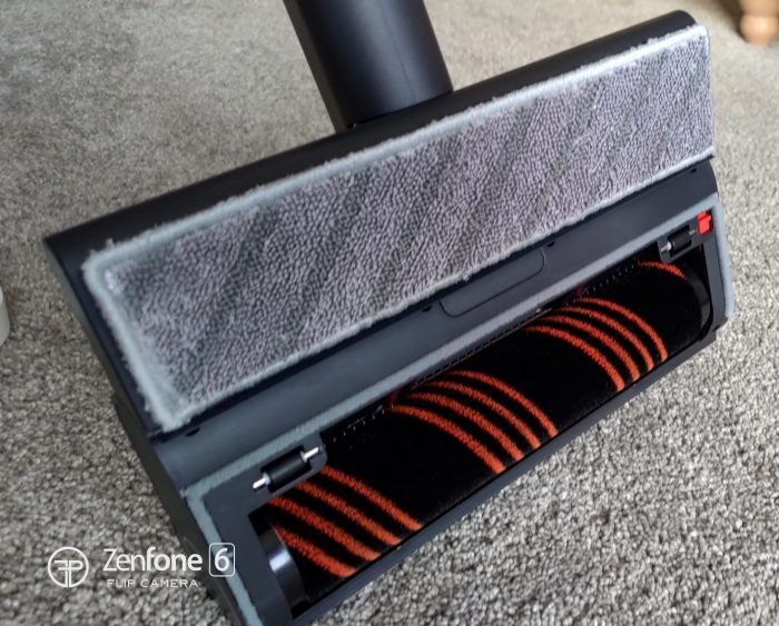 Review   ROIDMI NEX Storm. More power, easier to use and a mop too!