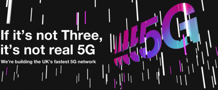 Three 5G goes live in London today