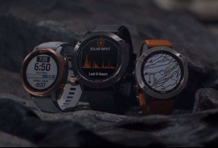 Garmin fēnix 6 smartwatches now available