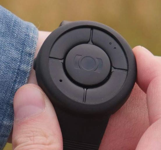 MiniFinder Nano wearable GPS personal alarm