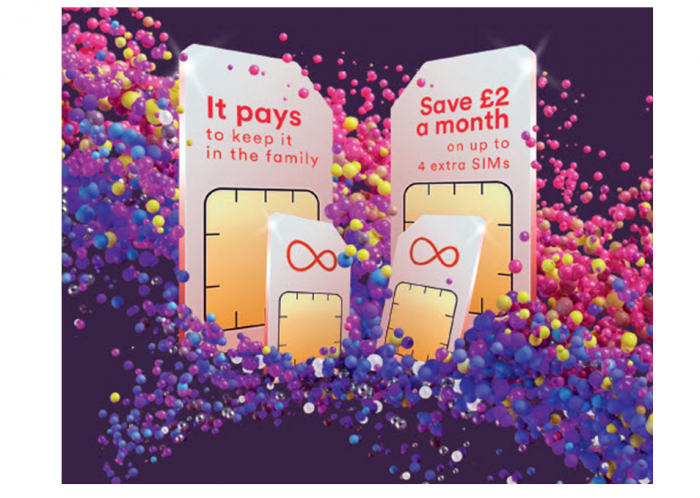 Virgin Mobile launches Family Plan