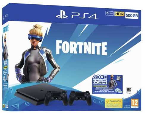 Virgin Mobile now delivers Fortnite PS4 bundle and big data boost