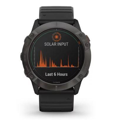 Garmin fēnix 6 smartwatches now available