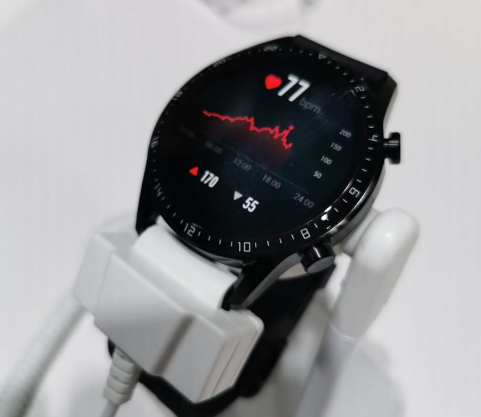 Live   Hands on pics with the new Huawei Watch GT 2