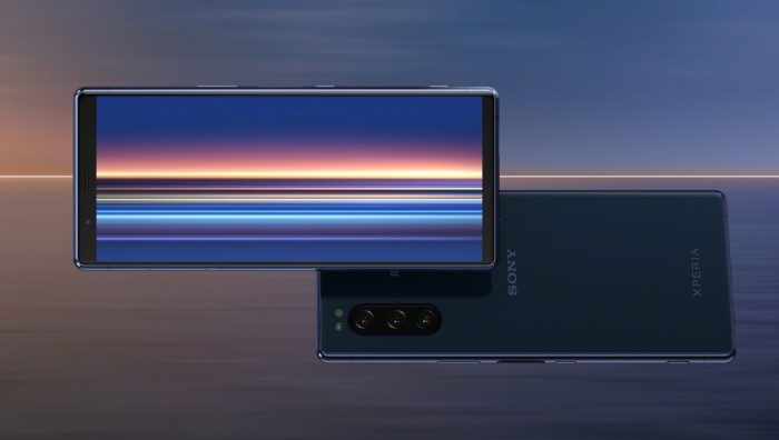 IFA   Sony Xperia 5 launched. Pre orders start soon.
