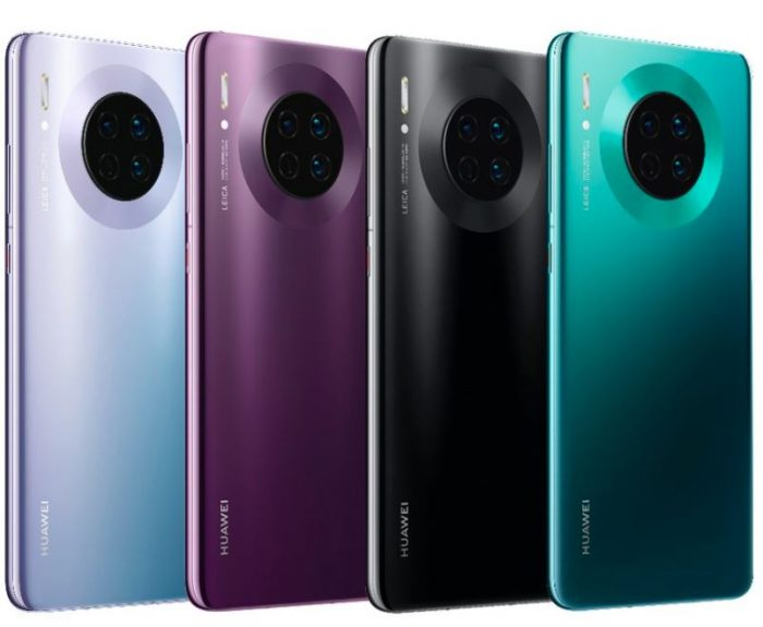 Mate30 and Mate30 Pro images leak ahead of Munich launch